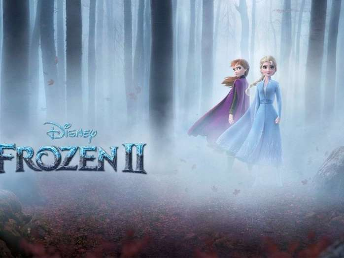 Frozen 2 Banner