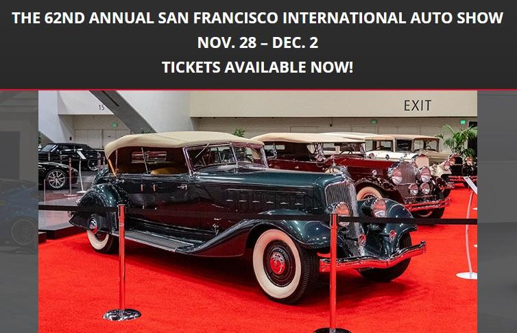 SF Auto Show 2019