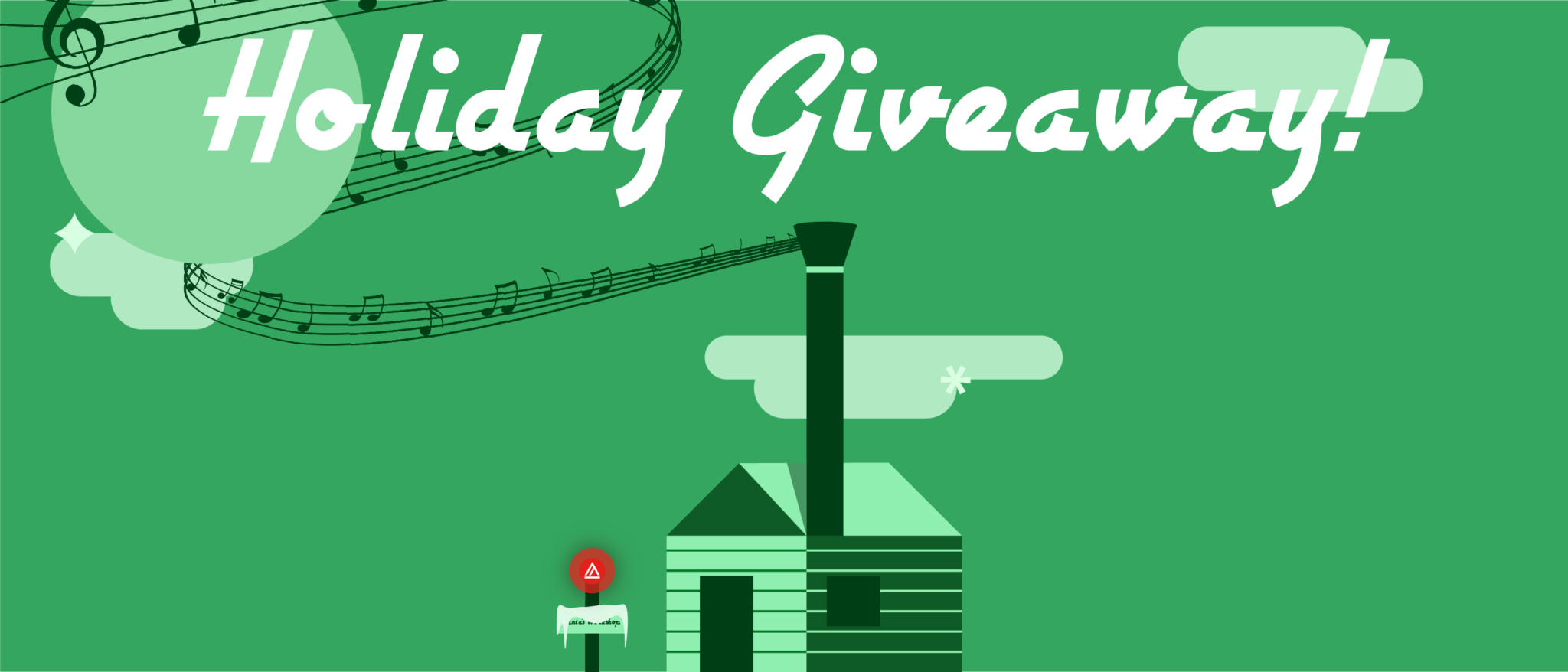ArtU Holiday Giveaway - Twitter