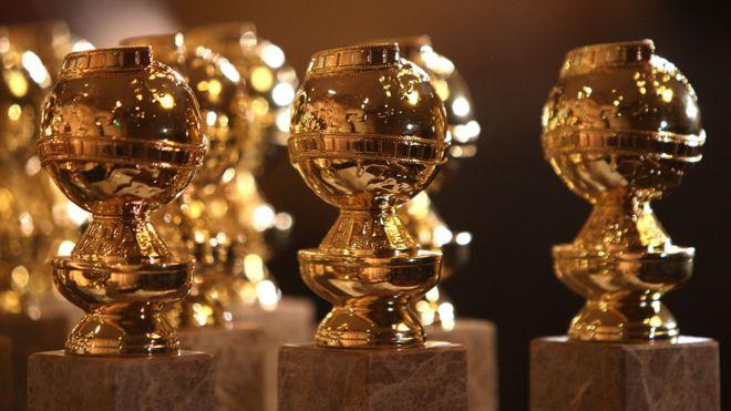 Entertainment Arts - Golden Globes