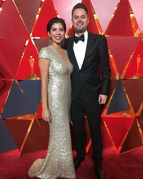 Jan Philip Cramer - Oscars 2017 Invitation