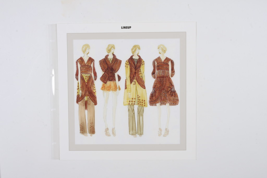 Project by Academy Fashion student Gia Falati