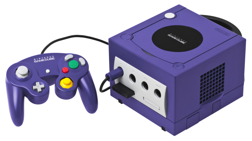 Game development milestone: the Nintendo Gamecube