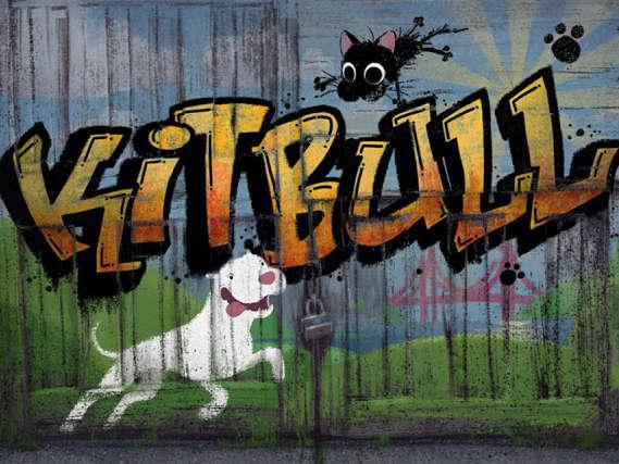 Kitbull by Rosana Sullivan
