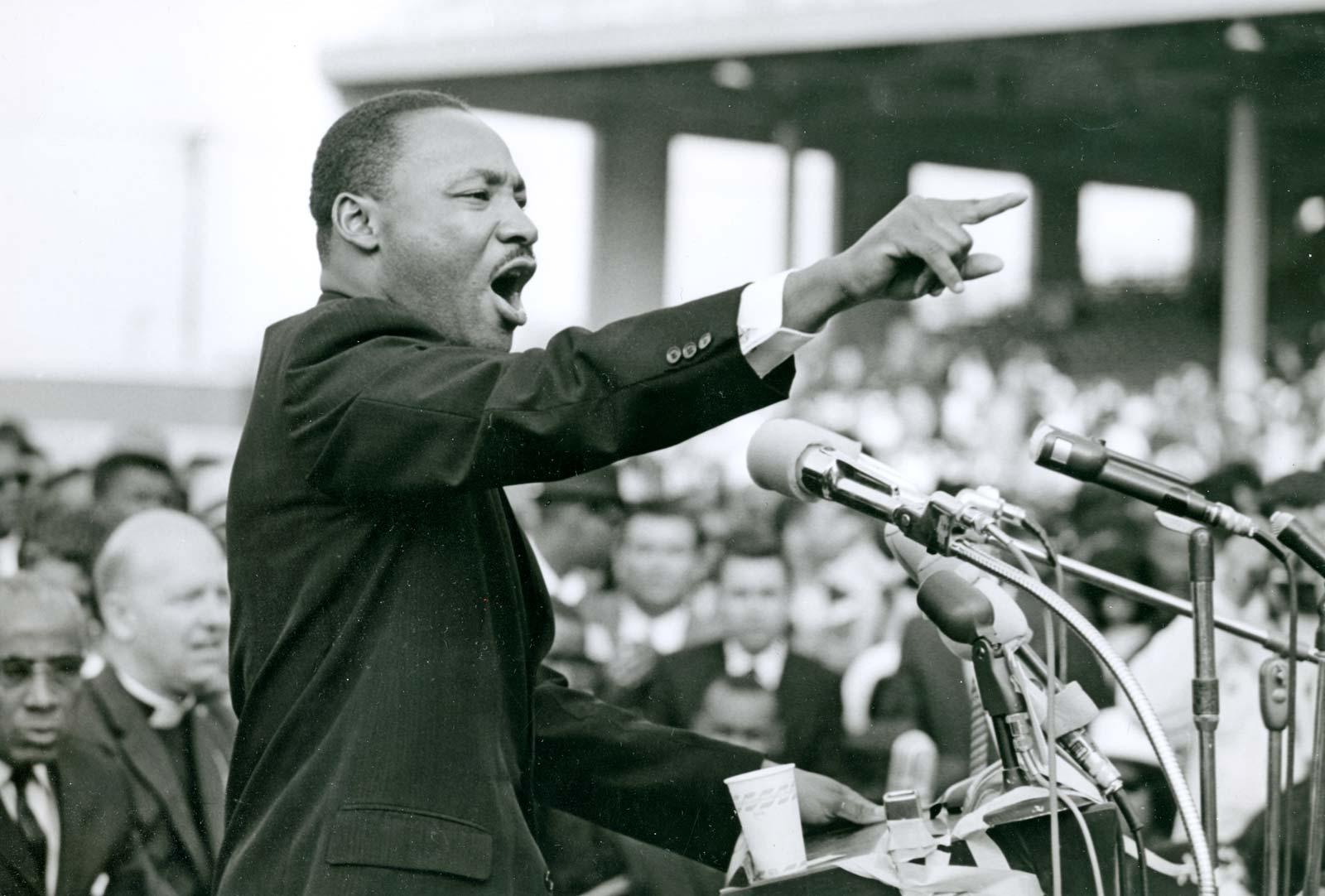 Honoring MLK Day: Dr. Martin Luther King Jr.