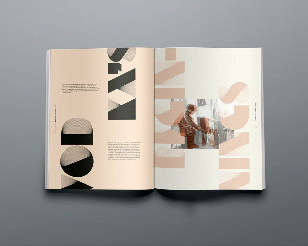 """Type Book"" project by School of Graphic Design MFA student Sarah Fiske"
