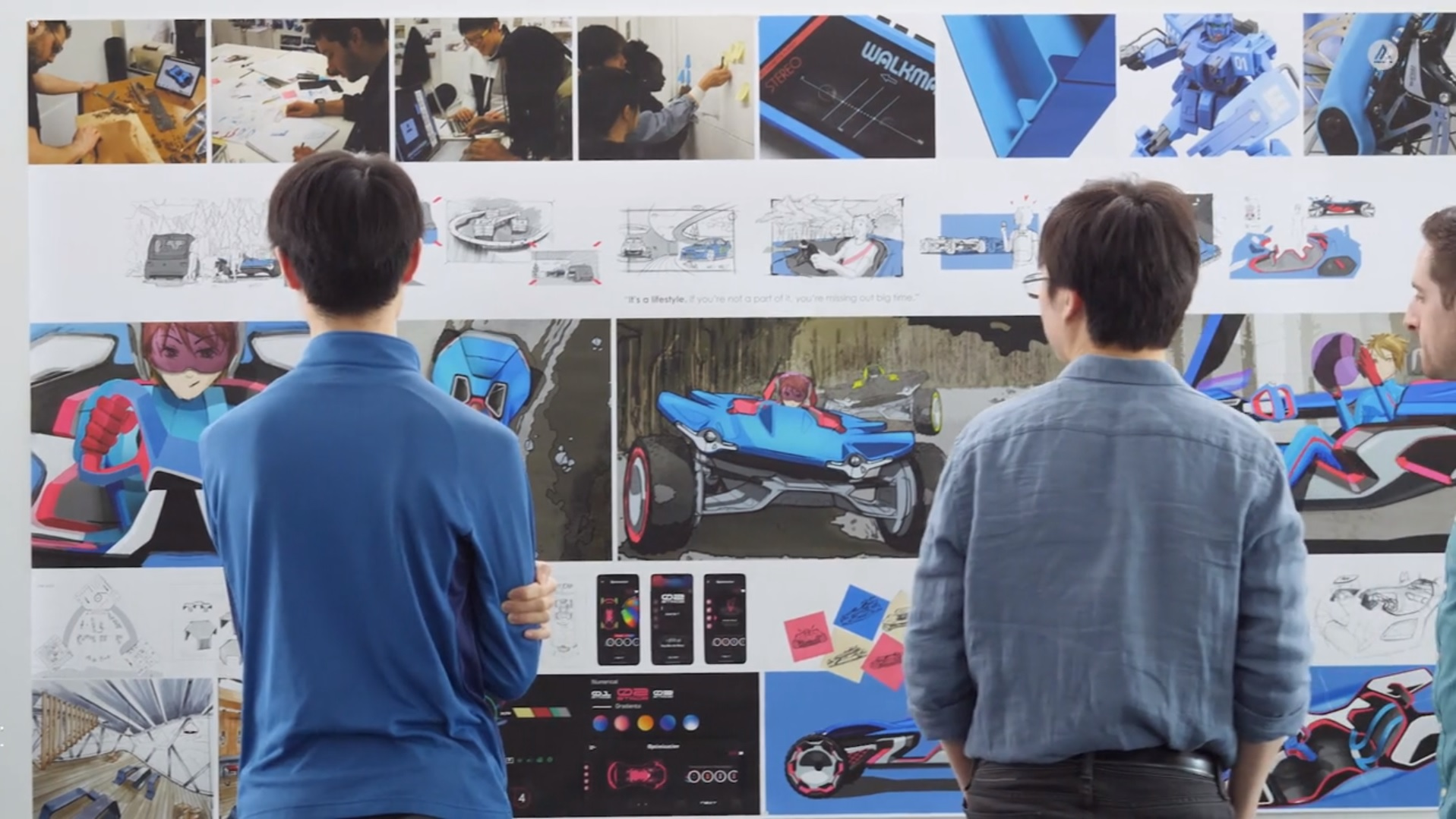 Subaru x IND Project Part 3