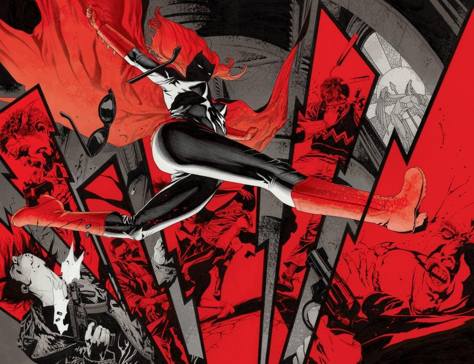 Batwoman - J. H. Williams III