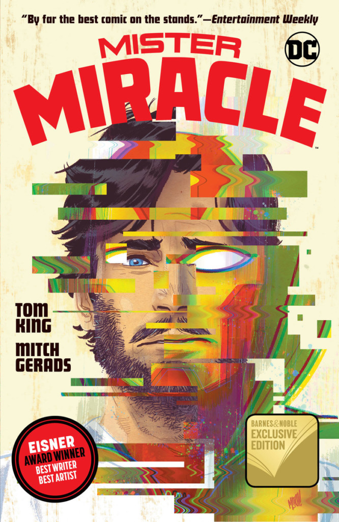 Mister Miracle - Mitch Gerads