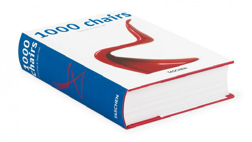 design trends-1000 chairs cover-best design books