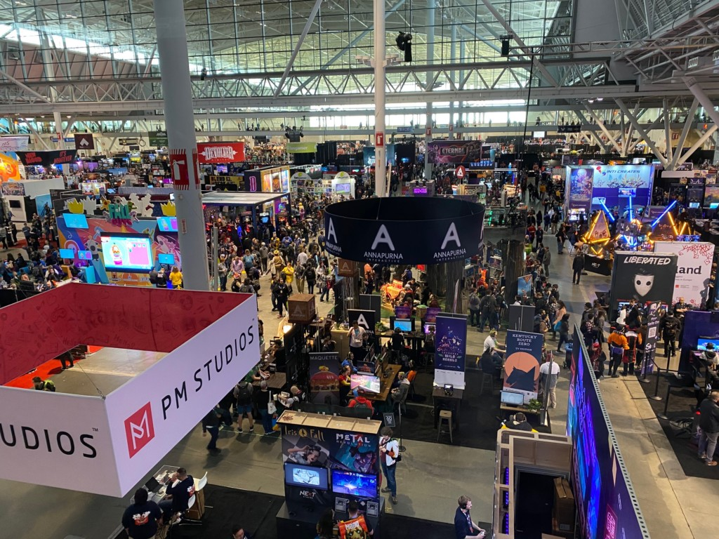gaming conventions