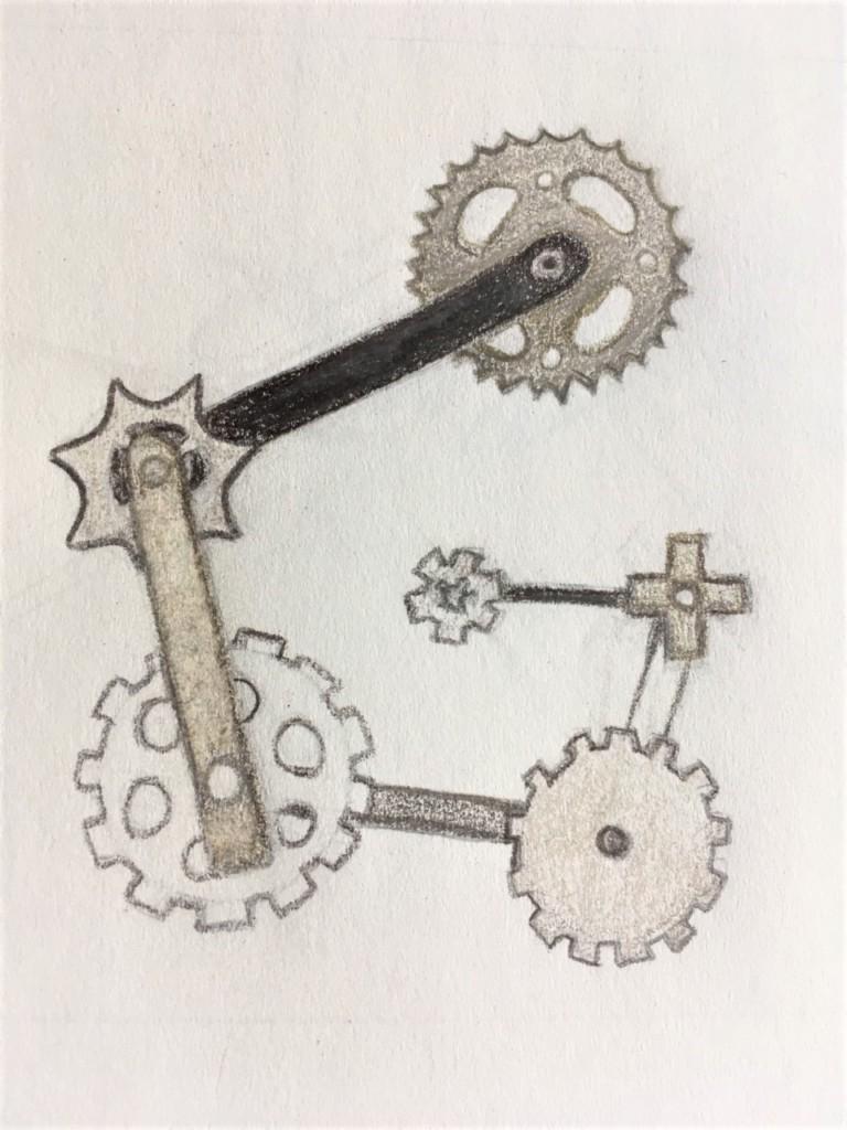 Aja Selk, Illustration