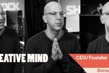 Creative Mind Podcast Bonus Episode 3 - Andi Miller