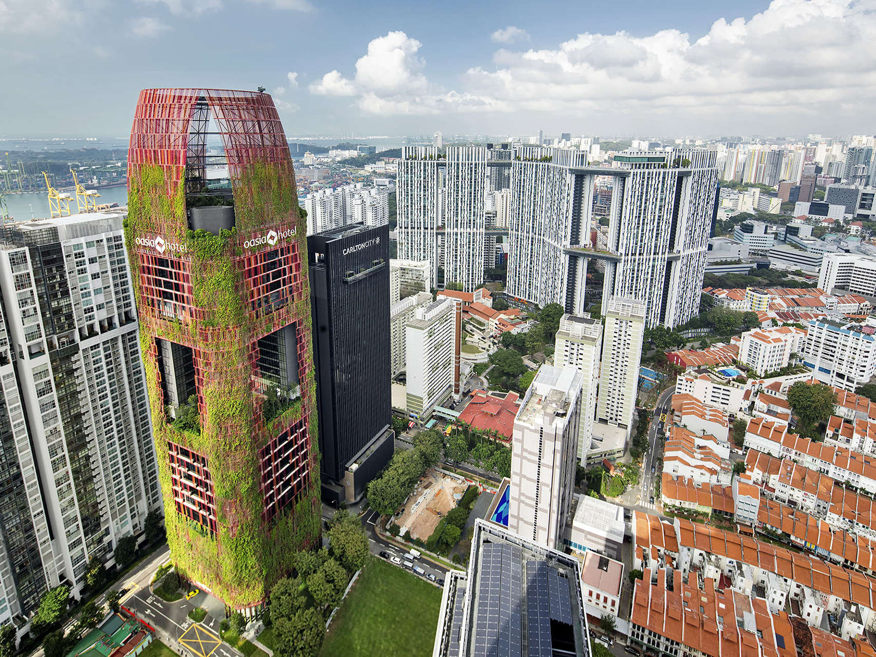 Oasia Hotel-Singapore-MoreSports