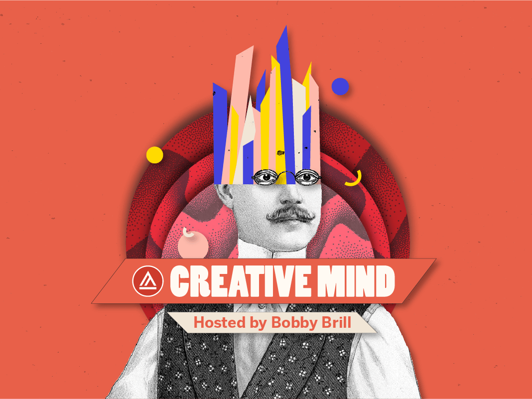 creative mind with copy