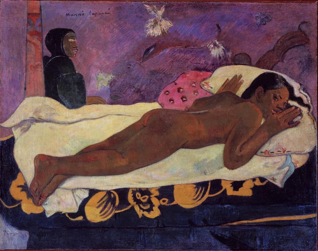 AH-Paul_Gauguin-Spirit of the Dead Watching-Wikipedia