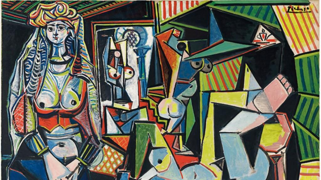 AH-Picasso-Les Femmes d_Alger-Quartz