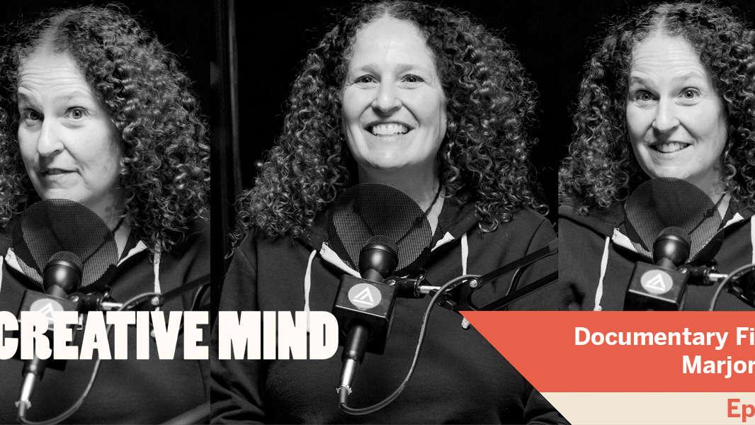 Creative Mind - Marjorie Sturm - Episode 6