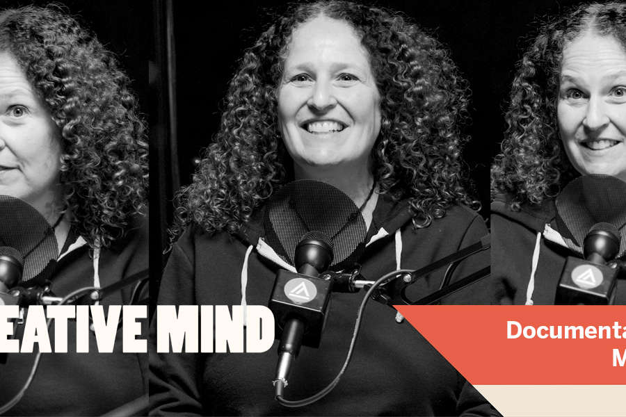 Creative Mind - Marjorie Sturm - Episode 6