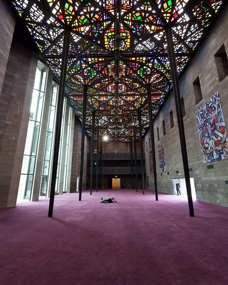 VR-National Gallery of Victoria-Conde Naste Traveler