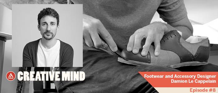 CrEative Mind Podcast Episode 8 - Damion Le Cappelain