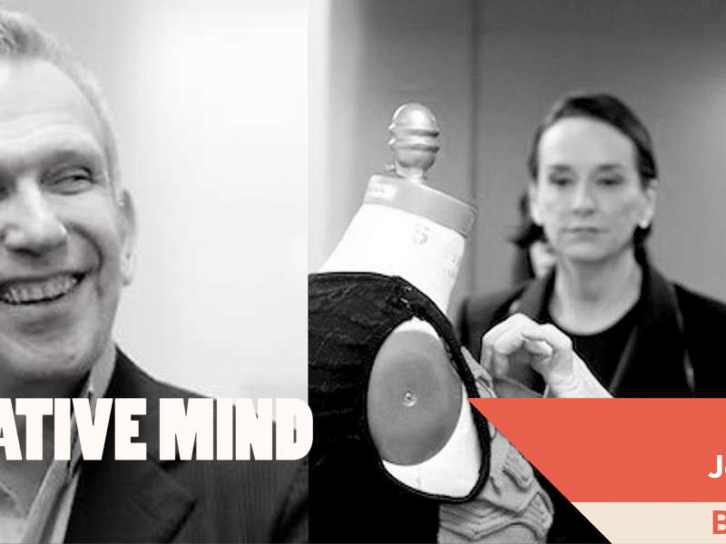 Creative Mind Bonus Episode-Jean Paul Gaultier