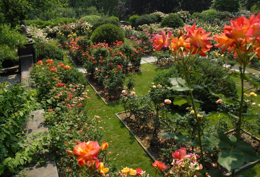 LAN-Dumbarton Oaks-Beatrix Farrand-Pinterest