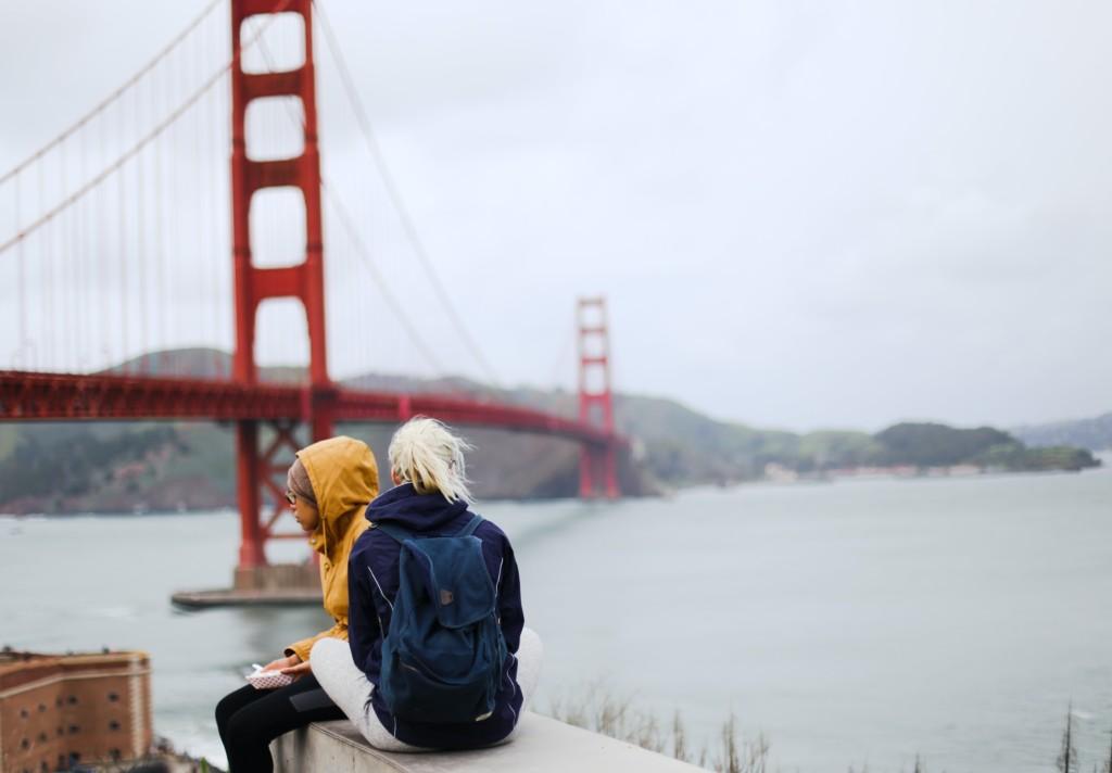 golden gate bridge backpackers