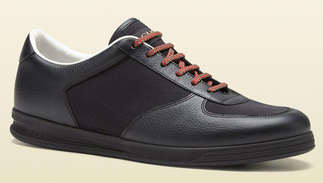 Black Gucci Tennis 84 sneaker