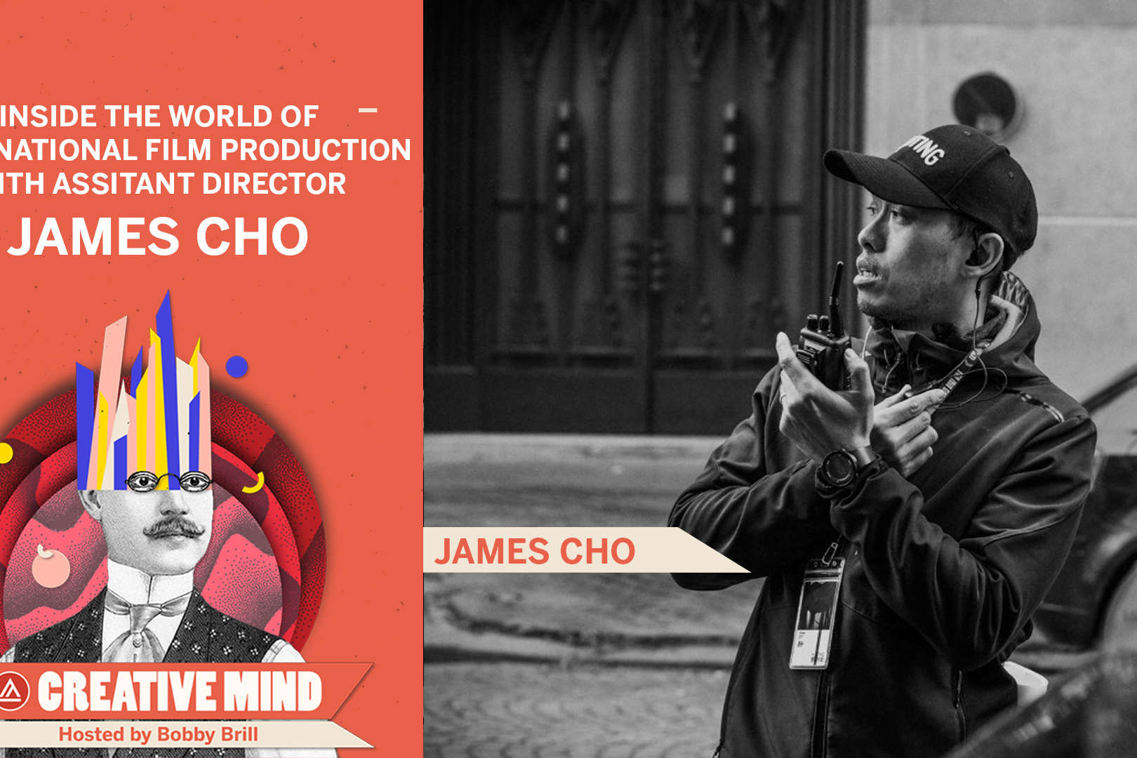 Creative Mind-Episode 12-James Cho