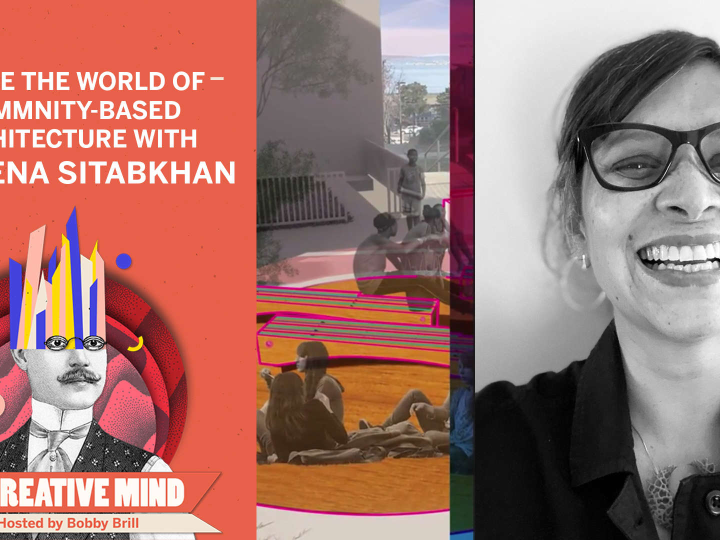 Sameena Sitabkhan - Creative Mind Podcast Episode 14