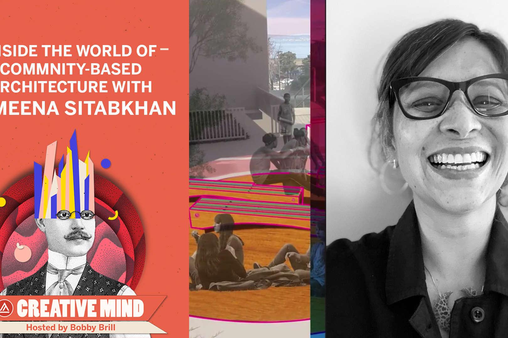 Sameena Sitabkhan - Creative Mind Podcast Episode 14