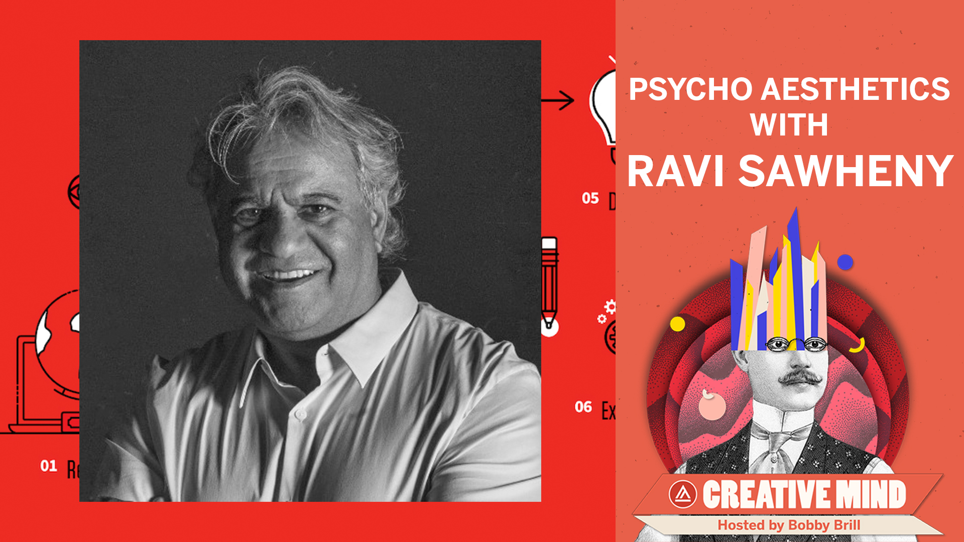 Ravi Sawhney - Creative Mind