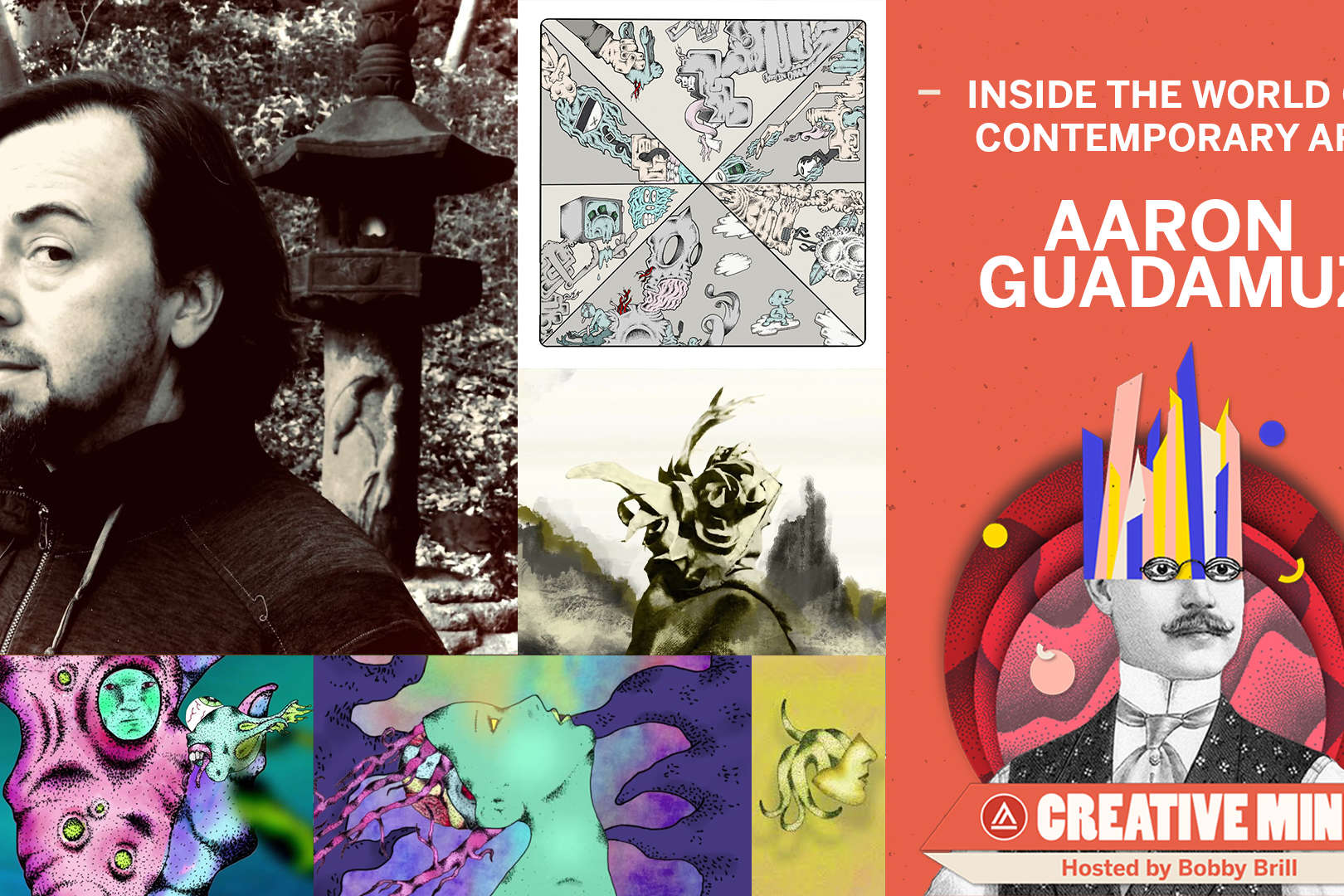 Creative Mind Podcast: Aaron Guadamuz