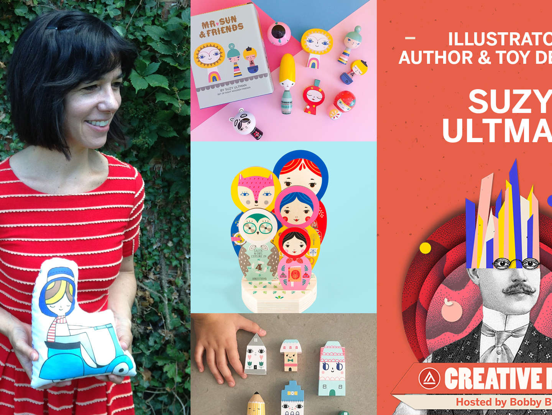 Suzy Ultman Creative Mind Podcast