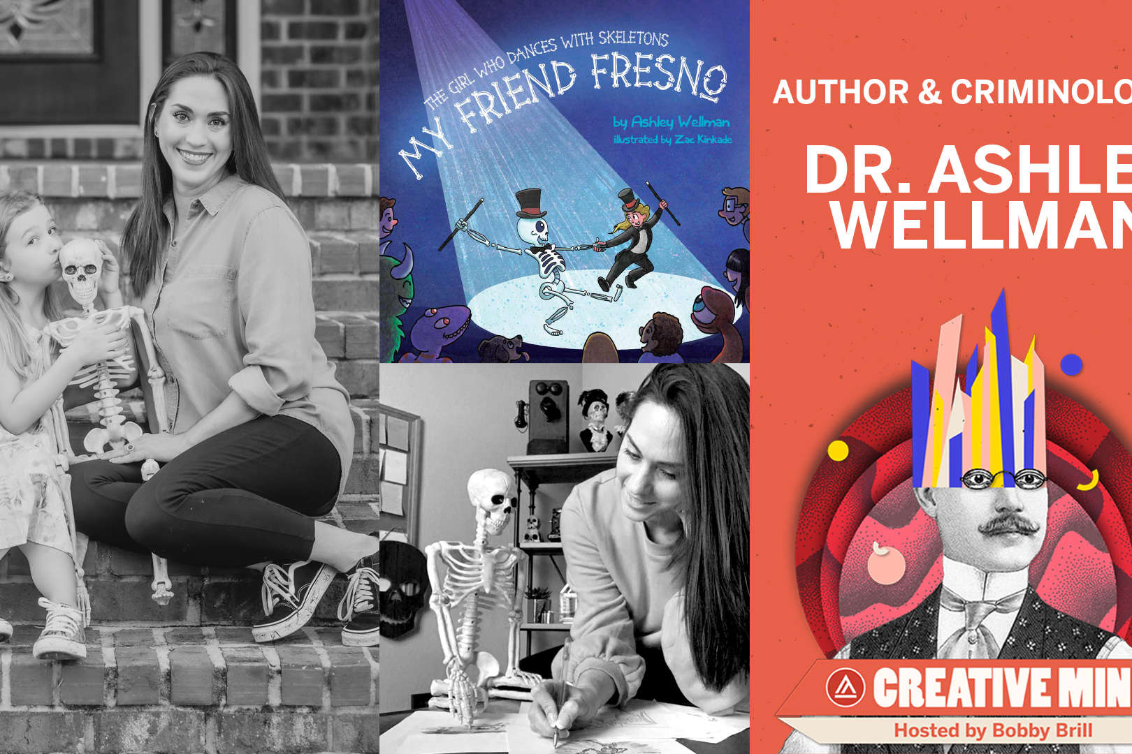 Creative Mind Podcast Ashley Wellman