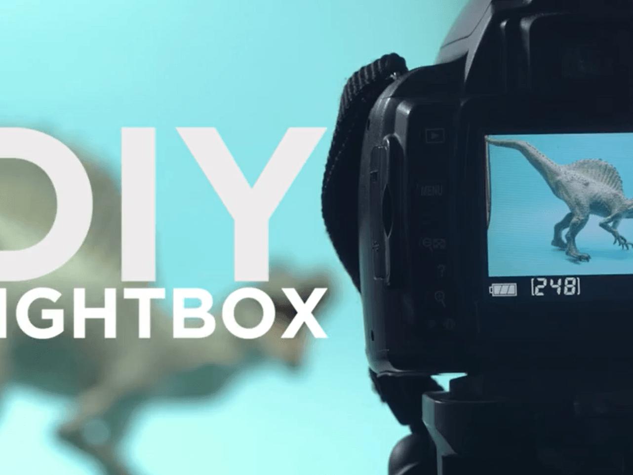 AEM-JEM-DIY Lightbox