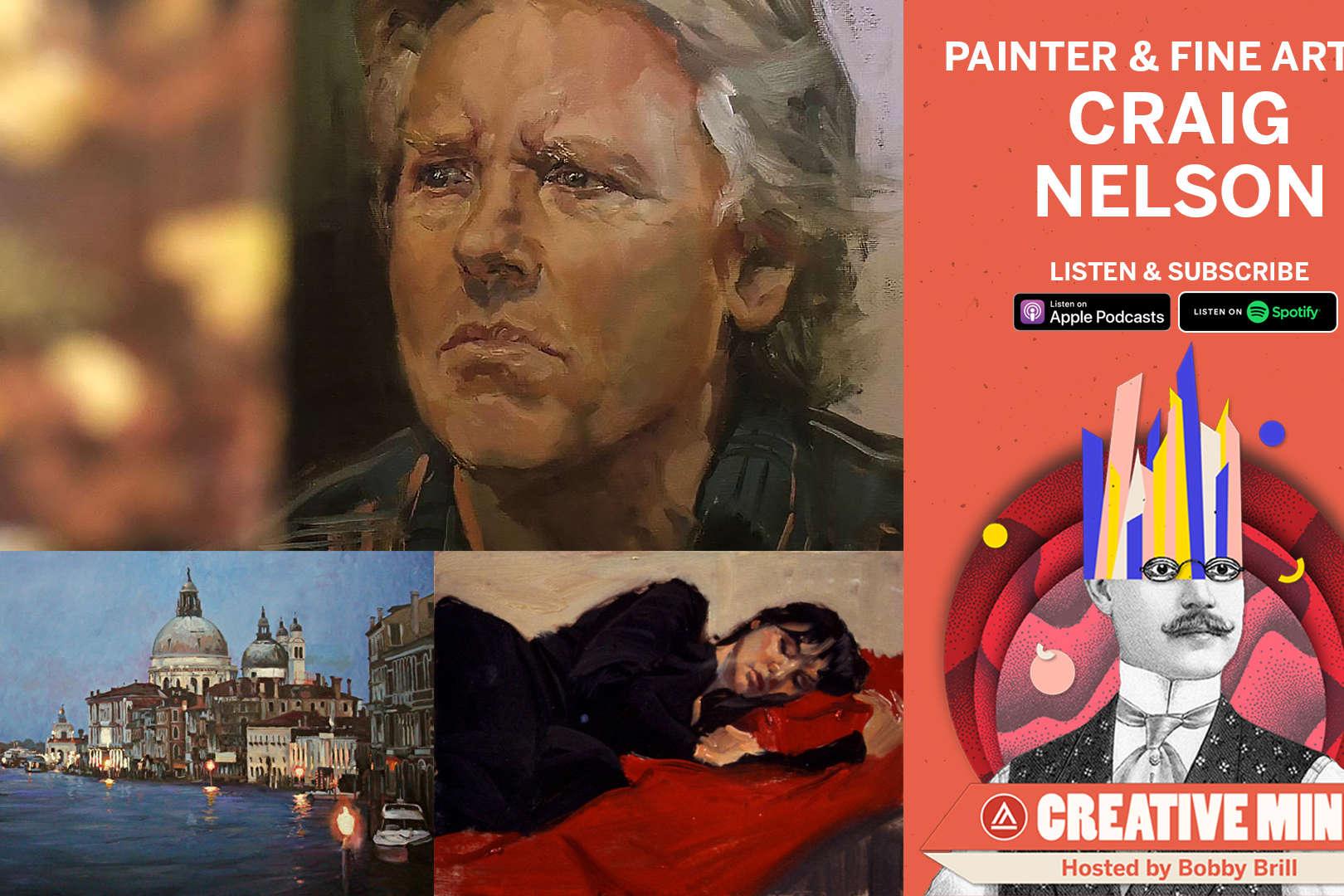 creative mind-Craig Nelson