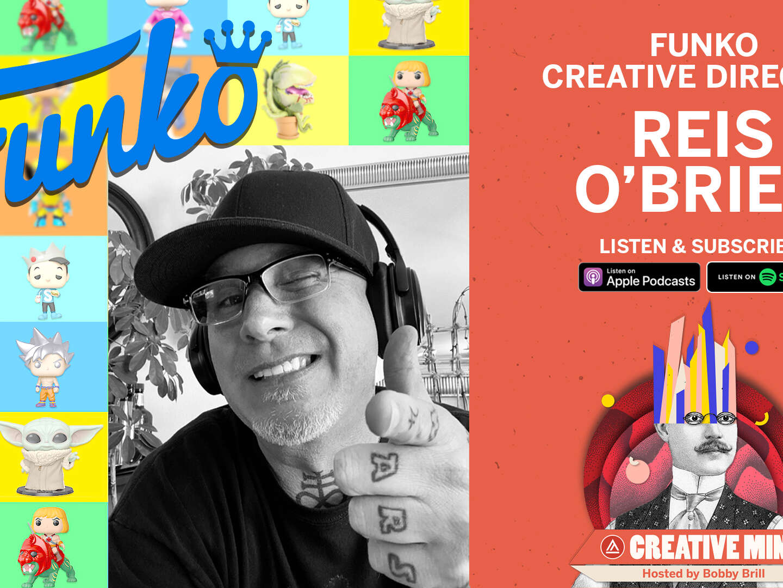 Creative Mind Podcast - Reis O'Brien